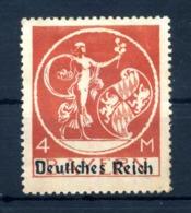 1920 REICH N.236 * - Gebraucht