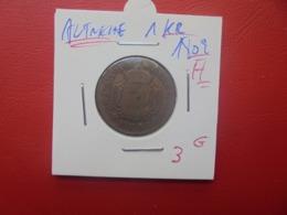 """AUTRICHE 1 KREUZER 1802 """"H"""" (A.2) - Austria"""