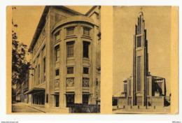 Architecture : A. Et G. PERRET : Théâtre Des Champs Elysées, Paris. Eglise Notre Dame, Le Raincy (2074) - Otros