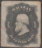 Brasile 1876 MiN°35 M/(*) No Gum Vedere Scansione - Neufs