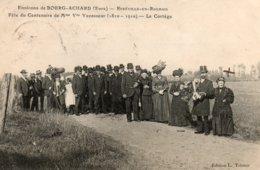 Environs  De  Bourg - Achard -   épréville  En  Roumois -  Fête  Du  Centenaire  De  M  Me  V  Vavasseur -  1810  -1910 - France