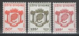 Côte D'Ivoire - YT 774-776 ** MNH - 1986 - Côte D'Ivoire (1960-...)
