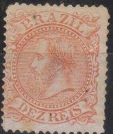 Brasile 1894 MiN°56 M/(*) No Gum Vedere Scansione - Ongebruikt
