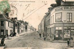 Conches -   Carrefour  St - étienne. - Conches-en-Ouche