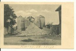 62 - MONCHY LE PREUX / CARTE POSTALE ALLEMANDE - Autres Communes