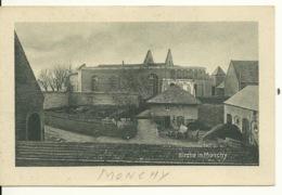 62 - MONCHY LE PREUX / CARTE POSTALE ALLEMANDE - Francia