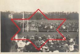 Photo Aout 1912 CAEN - Au Champ De Courses, Course De Saint Léger De France, Hippisme (A215) - Caen