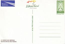 IRLANDE - St Patrick - Entier Postal Neuf - Poste Aérienne - Ierland