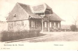 SINT-TRUIDEN - Challet Suisse - Zeer Goede Staat ! - Sint-Truiden