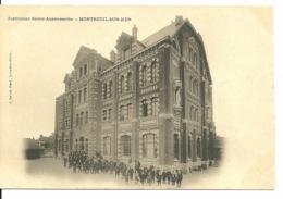 62 - MONTREUIL SUR MER / INSTITUTION SAINTE AUSTREBERTHE - Montreuil