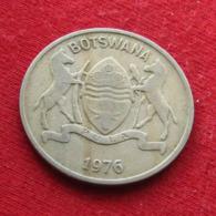 Botswana 25 Thebe 1976 KM# 6  Botsuana - Botswana