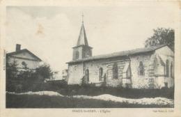 CPA 51 Marne Braux St Remy L'Eglise Saint - Francia