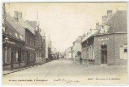 GULLEGHEM - Avenue Marie-Louise - Wevelgem