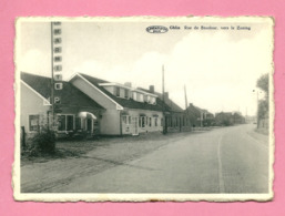 C.P.  Ghlin  = Rue  De  Baudour  Vers  Le Zoning   : A  La  MARMITE - Mons