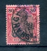 1900 CINA Occ. Ted. N.17 USATO - Gebraucht