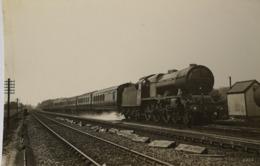 U. K. // Steam Train (Steamloc) // No 56. 19?? E - Trains