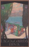 Riva Del Garda - Cart.pubbl.ENIT          (A-136-190504) - Italia