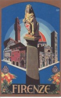 Firenze - Cart.pubbl.ENIT          (A-136-190504) - Firenze (Florence)