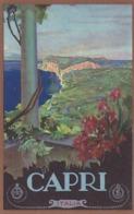 Capri - Cart.pubbl.ENIT          (A-136-190504) - Italy
