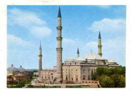 TURKEY - AK 367271 Edirne - Uc Serefeli Mosque - Turkey