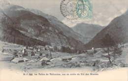 74 Haute SAVOIE  La Vallée De VALLORCINE à La Sortie Du Col Des Montets - Frankreich