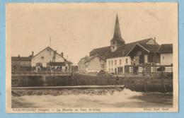 TH0248  CPA  RAMONCHAMP (Vosges)  La Moselle Au Pont Saint-Rémy - Photo Paul Gabé  ++++++++++++++++ - Autres Communes