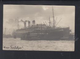 AK Dampfer Cap Trafalgar 1914 - Dampfer
