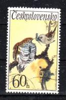 Cecoslovacchia   - 1972. Cuculo E Beccafico. Cuckoo And Warbler. - Cuckoos & Turacos