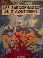 Les Sarcophages Du 6e Continent Tome 2 YVES SENTE ANDRE JUILLARD éditions Blake Et Mortimer 2004 - Blake Et Mortimer