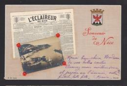 17101 Nizza - Souvenir De Nice F - Nizza