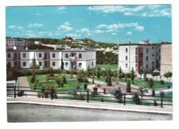 1335 - OSTUNI BRINDISI PIAZZA FRANCESCO TAMBUZZINO 1960 CIRCA - Brindisi