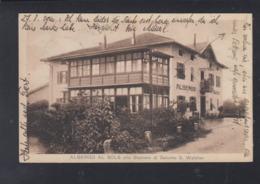 Cartolina Salorno Albergo Al Sole 1932 - Other Cities