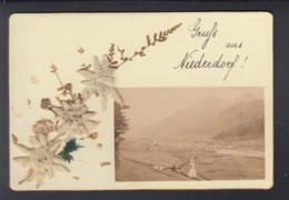 Cartolina Niederdorf 1895 - Other Cities