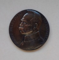 Poland Pologne Medal Medaille Marshal Maréchal Jozef Pilsudski - Tokens & Medals