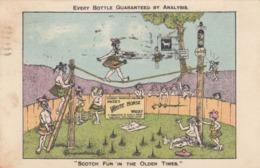 """Scotch Fun In The Olden Times."" , 1914 - Schottland"