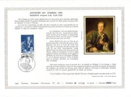Document Artistique Philatélique Cérès N° 619 (YT N° 2304): RARE !!! - Documents De La Poste