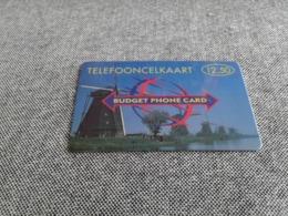 Netherlands  - Rarely Seen Prepaid Windmill - Non Classificati