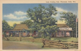 Wisconsin Dells , Wisconsin , 1930-40s ; Trading Post - Eau Claire
