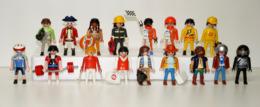 Playmobil_lot 06_17 Figurines - Playmobil
