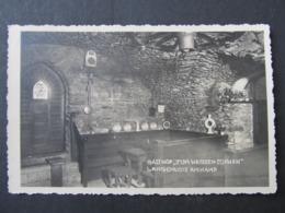 AK LANGENLOIS B. Krems Gasthof Zum Weissen Schwan 1927  /////  D*40843 - Langenlois