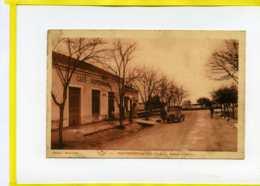 MARTIMPREY Du KISS -  (Maroc) - Avenue D'Oudjda  Ecrite Sous Pli 1929 . Café Restaurant Tabac  Pompe A Essence - Sonstige