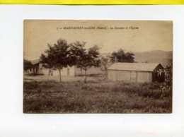 MARTIMPREY Du KISS La Douane Et L' EGLISE   Ecrite Sous Pli 1929 - Sonstige