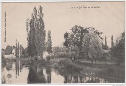 BRANGES UN JOLI COIN SUR LA SAONE 1916 TBE - France