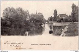 BRANGES VUE DE LA SEILLE PRECURSEUR 1904 TBE - France