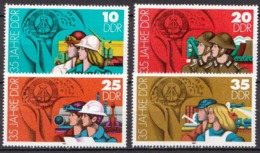 Germany / DDR MNH Set - Jobs