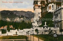 43478562 Sinaia Terasa Castelului Peles Sinaia - Rumänien