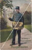 POSTBODE 1913 IK BRENG U GOED NIEUWS UIT HOOGSTRAETEN / Edit: F Smit Hoogstaeten / HOOGSTRATEN // NON AFFRANCHI -> TAX - Hoogstraten