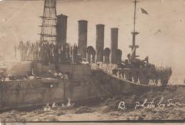 RP; Crew Leaving Warship , 00-10s - Warships