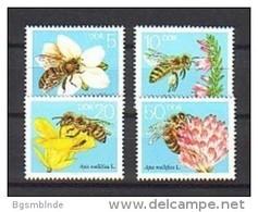 DDR 3295-98 ** Die Biene - [6] République Démocratique