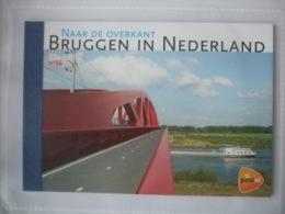 Prestigeboekje Dag  Nr 56 Bruggen In Nederland - Booklets